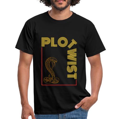 Plotwist - Männer T-Shirt