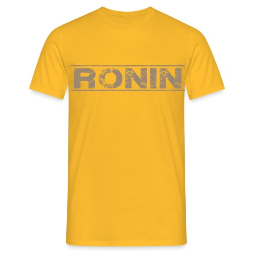 RONIN streetwear V00 - T-shirt Homme