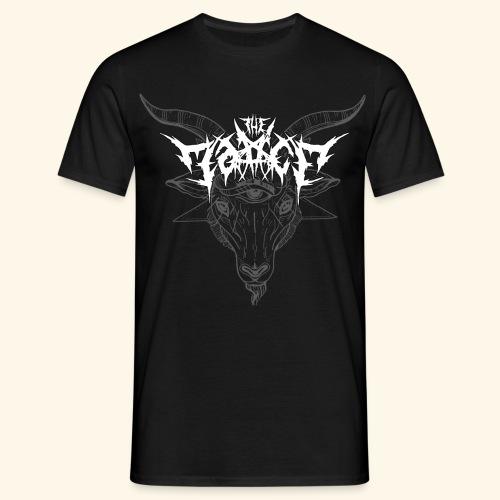 TheMaliceBaphomet - T-shirt herr
