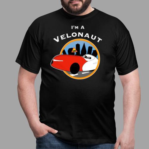 Im a velonaut - Miesten t-paita