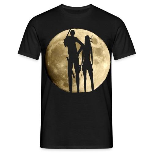 der suchende2 - Männer T-Shirt
