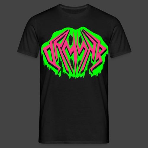 DRMSKR - Geometric Logo - Männer T-Shirt