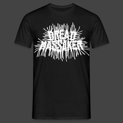 DRMSKR - Dread Massaker - Männer T-Shirt