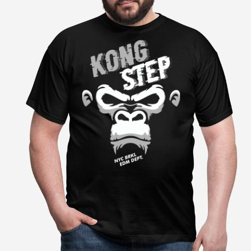 dubstep dub step music edm - Männer T-Shirt