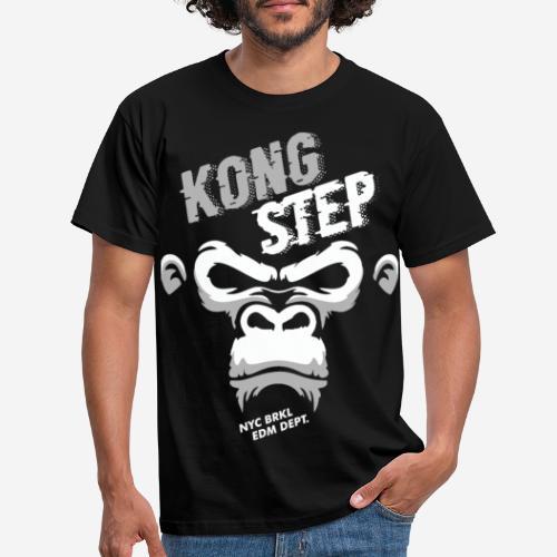 dubstep dub step music edm - Männer T-Shirt