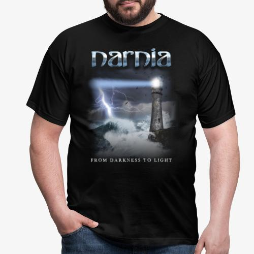 Narnia From Darkness to Light T-shirt - Men's T-Shirt