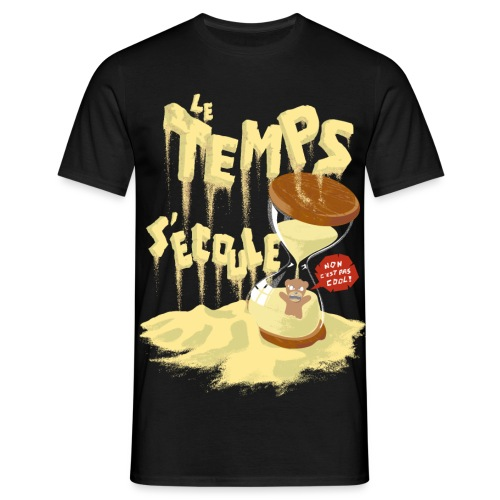 Le Temps C'Est Cool - Men's T-Shirt