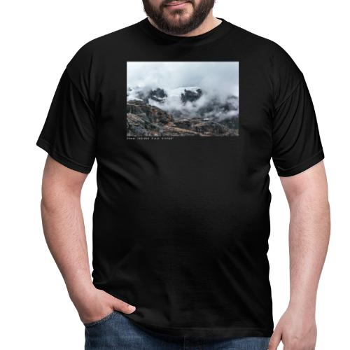 Nevado Huaytapallana - Camiseta hombre