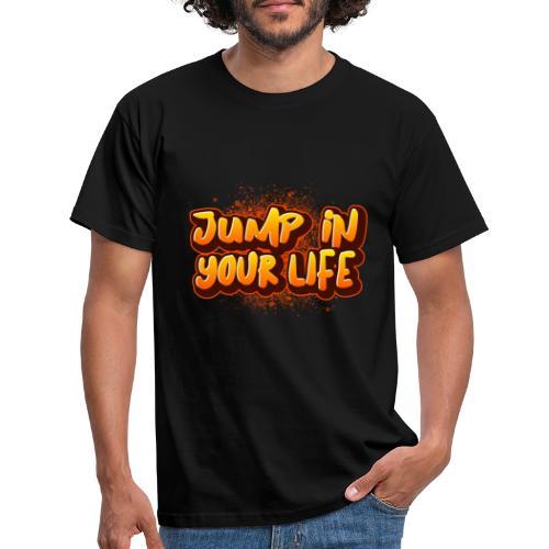 La vie... - T-shirt Homme