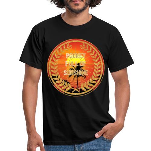 MonkeyShy pocket full of sunshine - T-shirt Homme