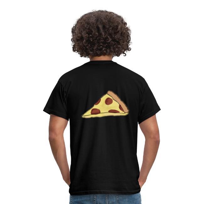 Pizza zum Frühstück