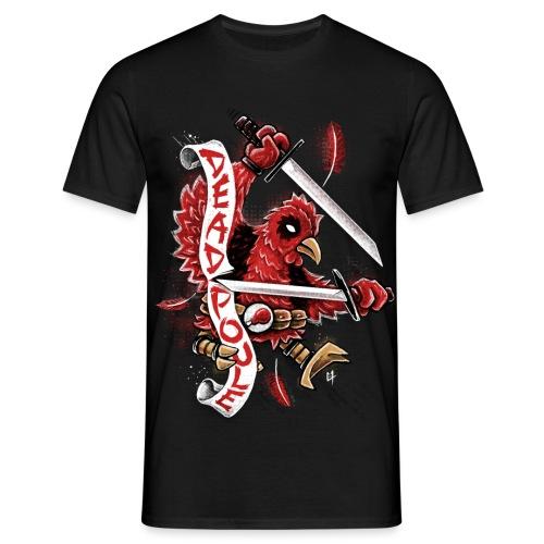Dead Poule - Men's T-Shirt