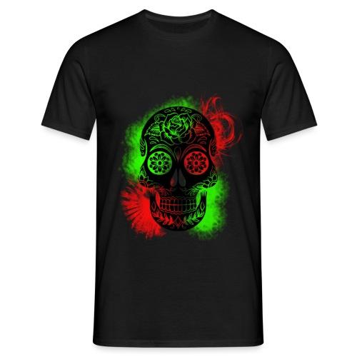 tete de mort - T-shirt Homme