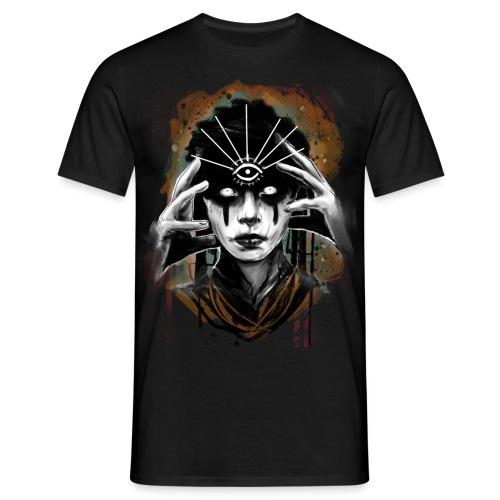 I SEE ALL - Männer T-Shirt