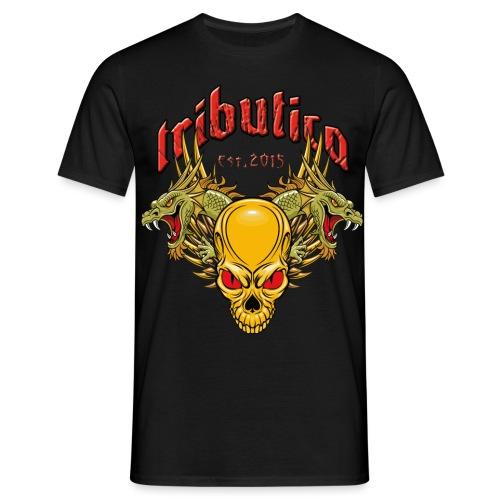 Death Dragon by TRIBUTICA® - Männer T-Shirt