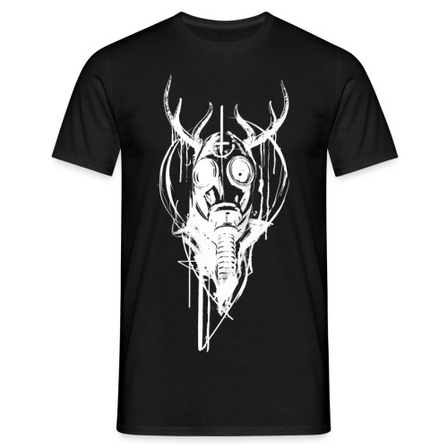 The black one - Männer T-Shirt
