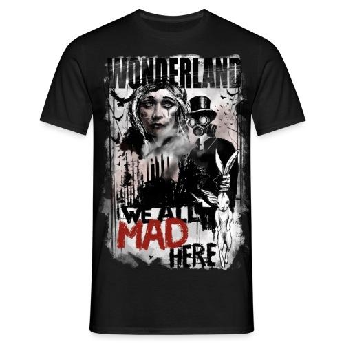 WONDERLAND - Männer T-Shirt