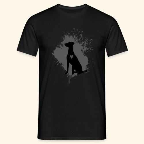 Seelenhund - Männer T-Shirt