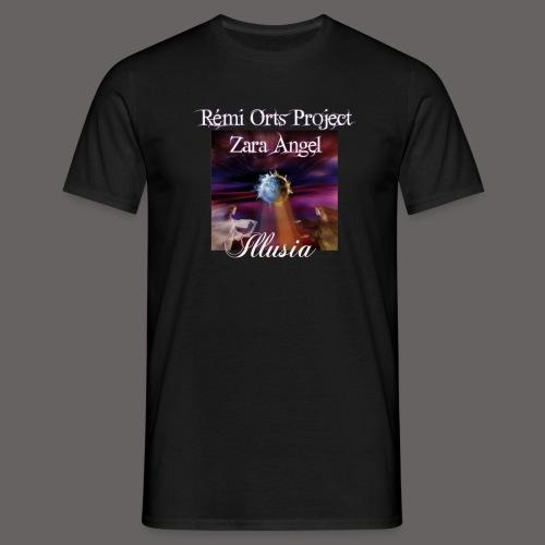 Illusia - T-shirt Homme