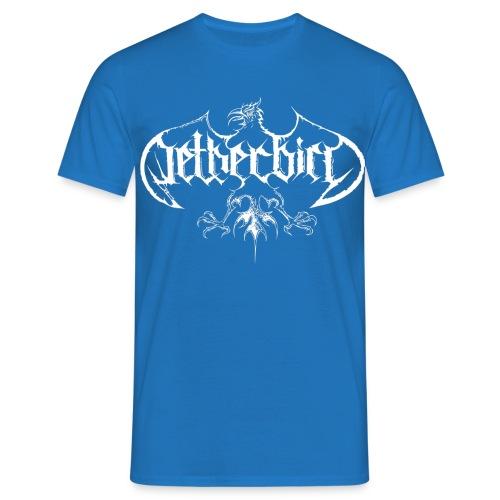Netherbird logo - Men's T-Shirt