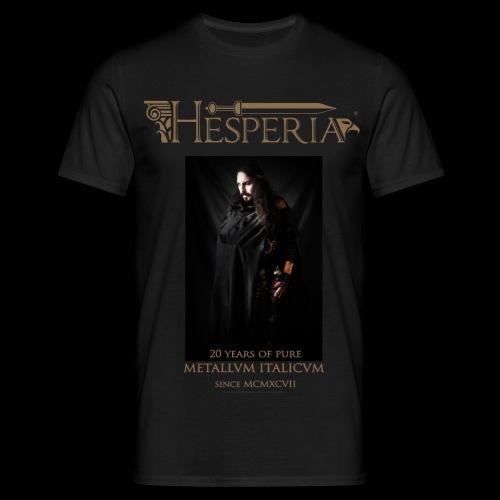 HESPERIA 20 years Anniversary - Men's T-Shirt