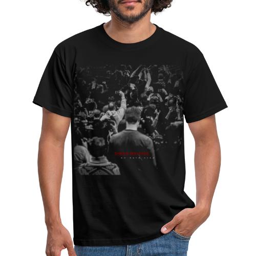 Simon Walther - A Cold Wind - Men's T-Shirt