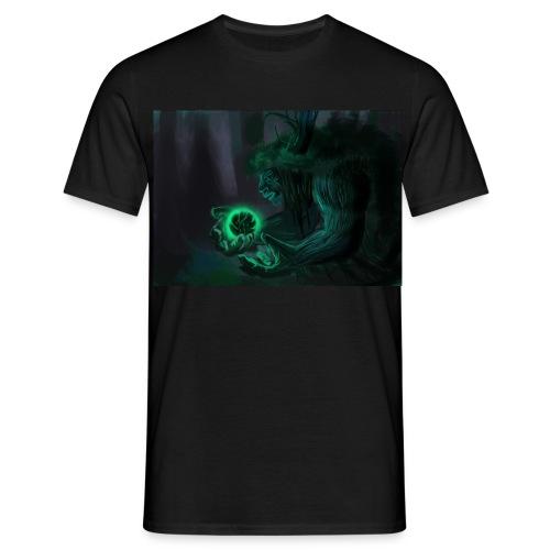 big tree - T-shirt Homme