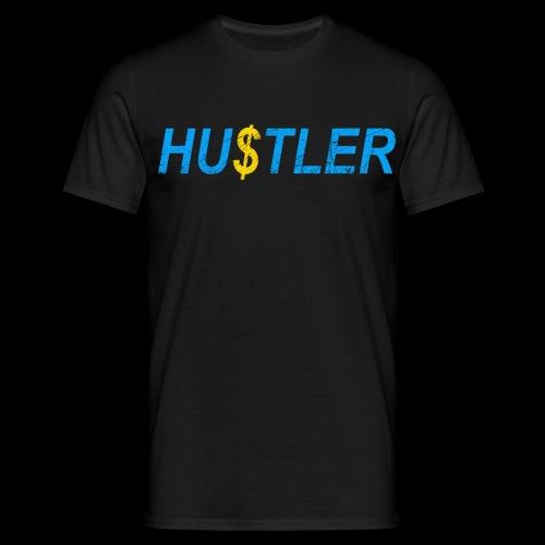 Hustler Used Look - Männer T-Shirt