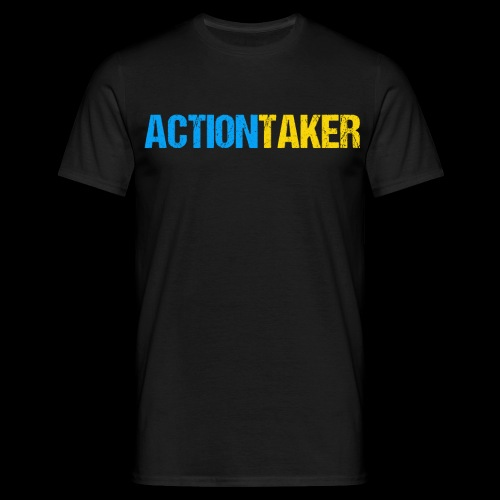 Actiontaker - Männer T-Shirt