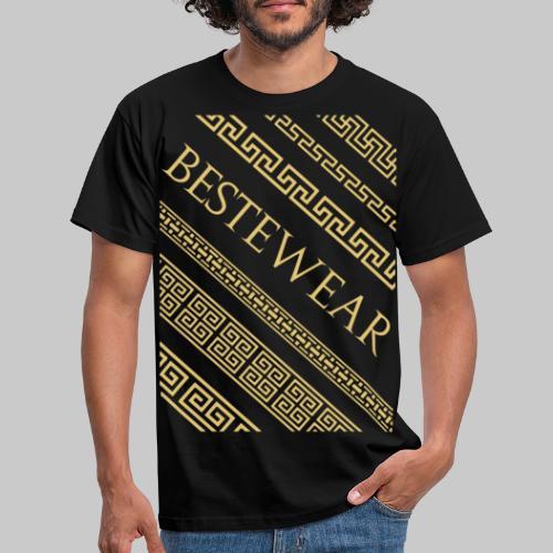 #Bestewear - Gold Chain´s - Männer T-Shirt