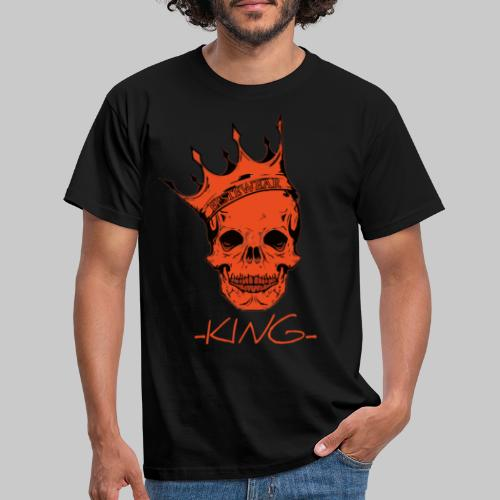 #BESTEWEAR - king orange - Männer T-Shirt