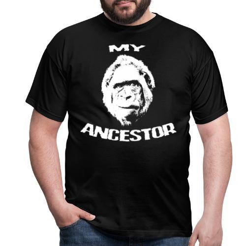 MY ANCESTOR - Men's T-Shirt