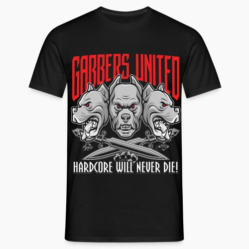 Gabbers United - Men's T-Shirt