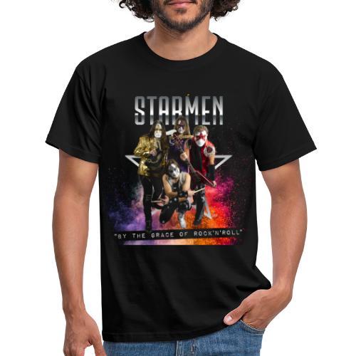 Starmen - By The Grace Of Rock'n'Roll - Men's T-Shirt