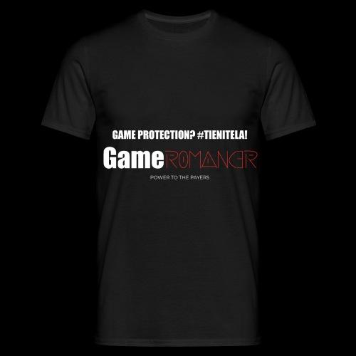 gameromancer maglietta gs - Maglietta da uomo