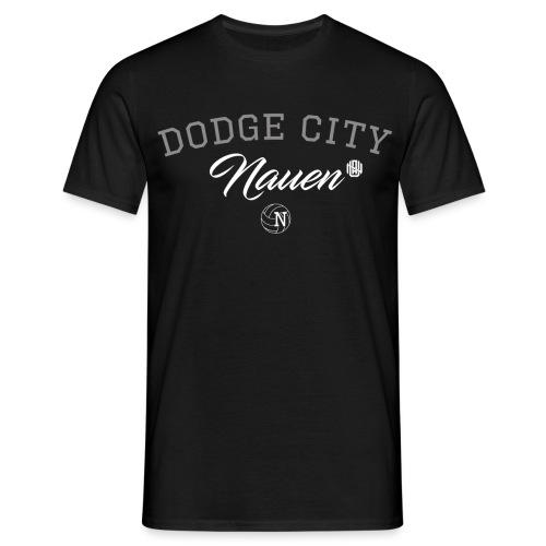 Nauen - Dodge City - black - Männer T-Shirt