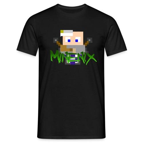 Minenixmerch - Männer T-Shirt