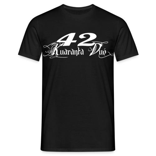 LOGO KD CLASSIK - T-shirt Homme