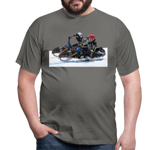Paarfahren Max und Tobi - Männer T-Shirt