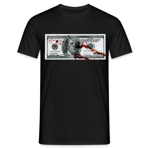 bloodydollar - T-shirt herr