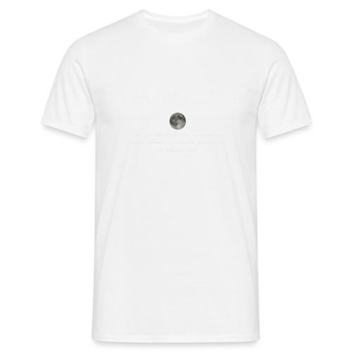 12 Loup garou gif - T-shirt Homme