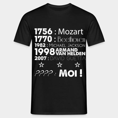 MOI - T-shirt Homme