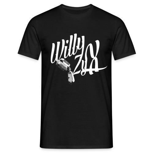 logo tshirt willyzyx - T-shirt Homme