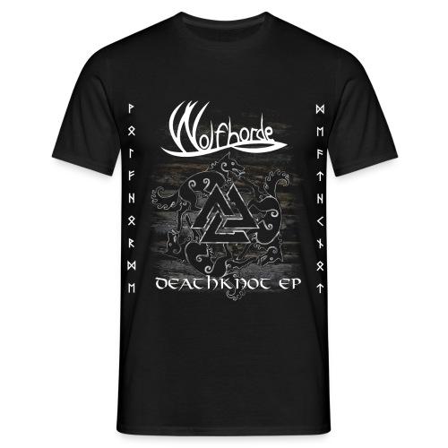 deathknot ep cover art - Men's T-Shirt