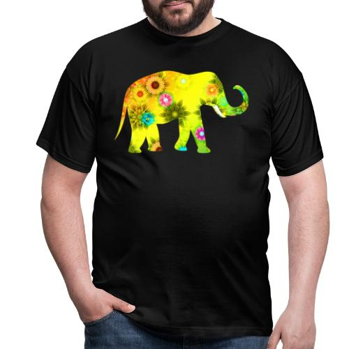 éléphant - T-shirt Homme