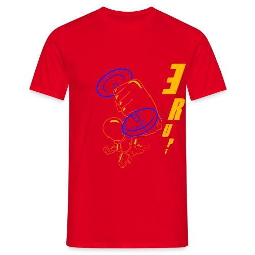 La puissance est dans ton style ERUPT - T-shirt Homme