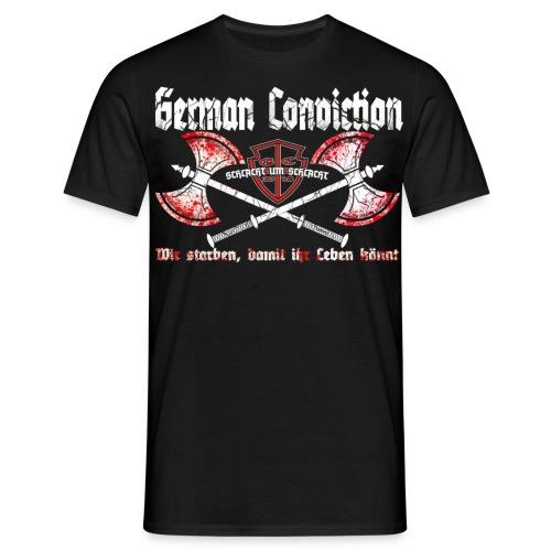 Schlacht um Schlacht - Männer T-Shirt