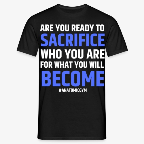 ARE YOU READY - T-shirt Homme
