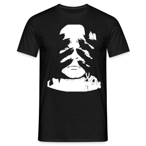 COMIC | MONSTER | HORROR | GEIST | HÄNDE | KOPF - Männer T-Shirt