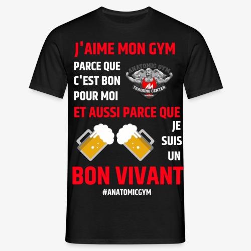 ANATOMIC GYM LIFESTYLE - T-shirt Homme